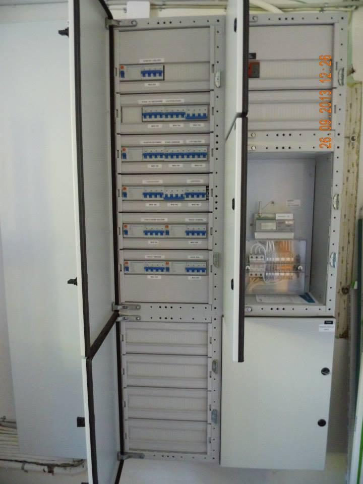 Netværksinstallation i Køge